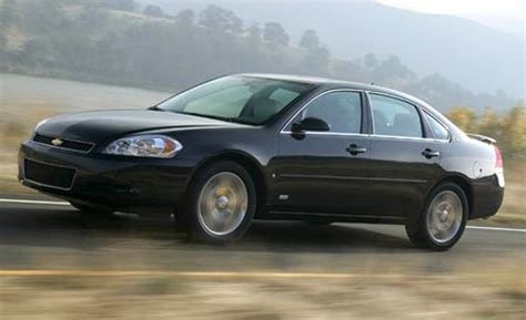 impala ss 2007 car and driver