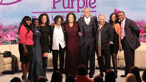 the cast of the color purple photo see what the cast of the color purple looks like