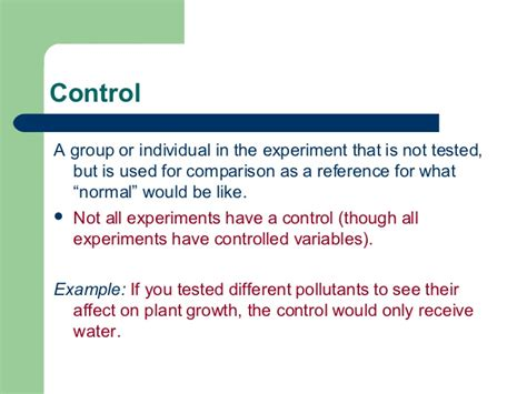 design an experiment using the same setup to investigate experimental design
