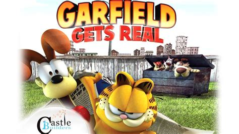 Gets Real by Garfield Gets Real Booclips Storybook Deluxe App By
