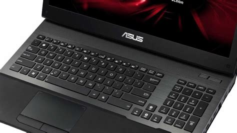 Asus Notebook Laptop Not Turning On asus g75vw ds73 laptop review the gaming laptop that just might turn the heads of creative