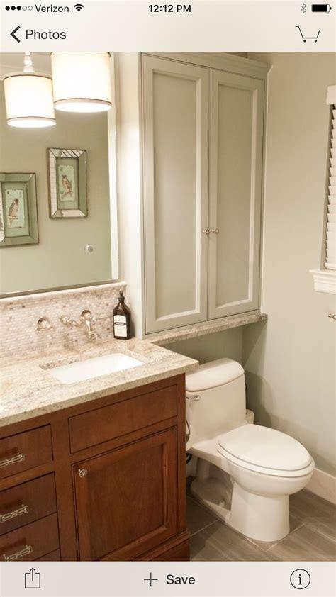 Best Small Bathroom Cabinets Ideas On Pinterest Half