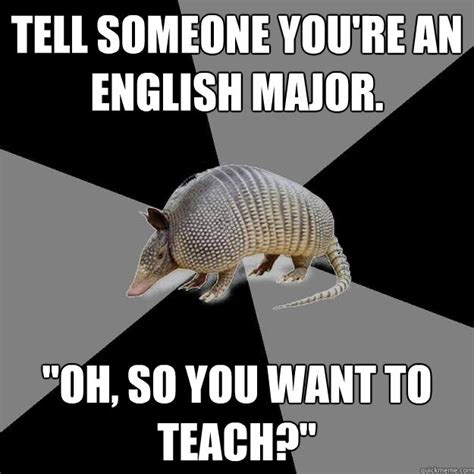 English Major Meme - funny english major memes image memes at relatably com