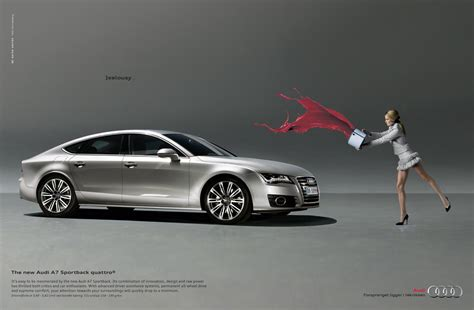 audi advertisement jealousy creative concepts digital clip pinterest