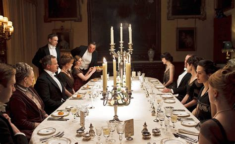 downton abbey dining room amanda barratt author dinner parties downton abbey style