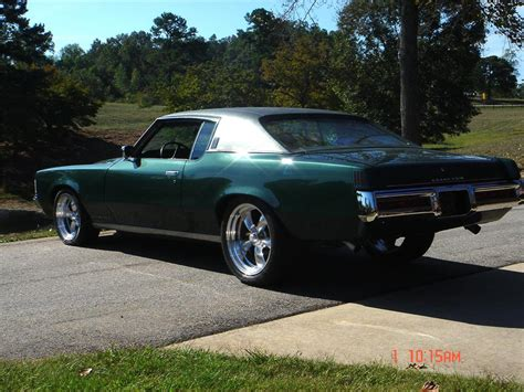 1969 pontiac grand prix custom coupe 61348