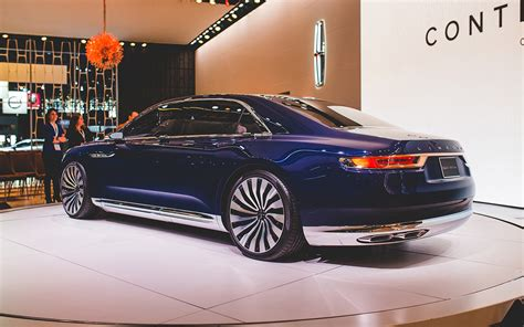 lincoln continental new 2015 the new lincoln continental 2015 autos post