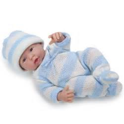 53 Inch Bathtub Mini La Newborn Boutique Boy Baby Doll Dressed In Blue