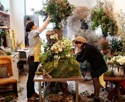 thompson florist nybg confidential florist emily thompson fresh from the