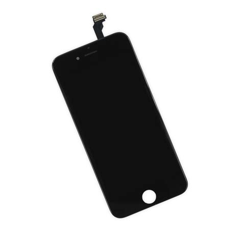 Lcd Iphone 6 iphone 6 lcd screen and digitizer new part only black ifixit