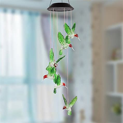 solar hummingbird light amzdeal hummingbird solar mobile solar mobile wind chime