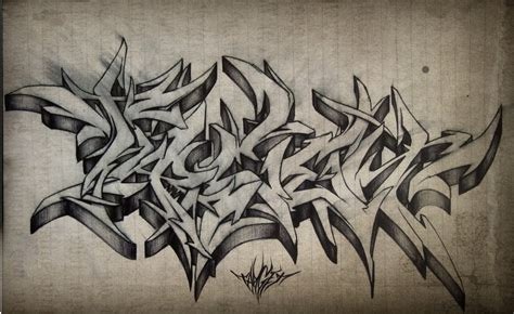 graffiti letter tattoo designs quotes