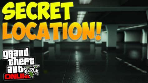 Gta 5 Garage Locations by Gta 5 Secret Locations New Quot Underground Garage Quot
