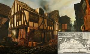 top 7 fun facts about london s houses of parliament turning 400 year old maps into 3d video games students