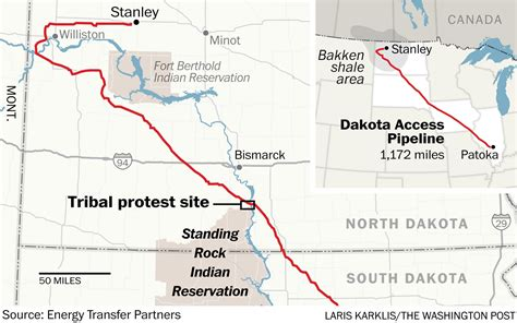standing rock reservation map federal government to halt pipeline construction near standing rock sioux tribal land
