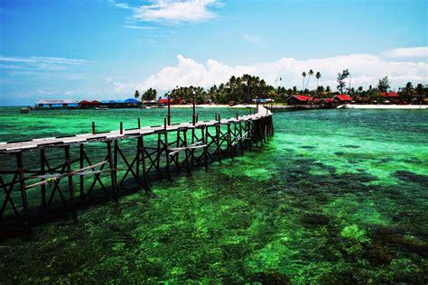 Underwater Bliss Park Derawan Island of Kalimantan