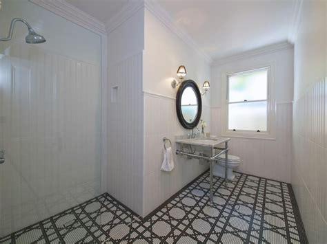 opus bathrooms bisazza custom opus romano 12x12 vienna nero reverse