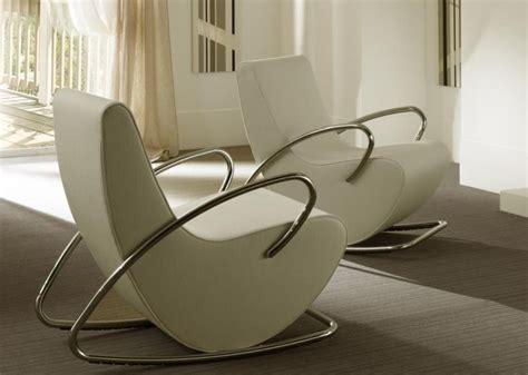 Schaukelstuhl Modernes Design by Rocking Chair At Modern Interior