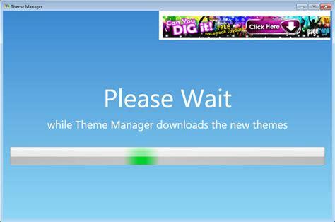 theme windows 7 the flash windows 7 theme manager windows download