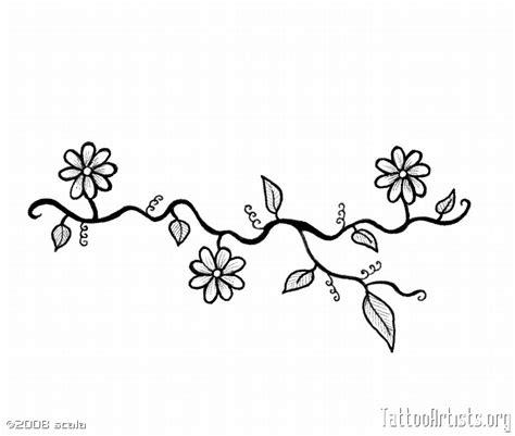 tattoo placement template daisy chain tattoo artists tattoo ideas pinterest