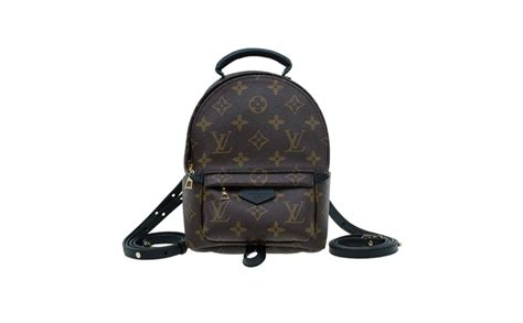 Bag Of The Week by Bag Of The Week Louis Vuitton Palm Backpack