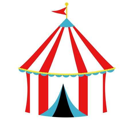 best free clipart circus tents clipart best