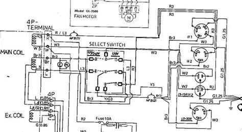 wiring diagram diesel generator images wiring diagram