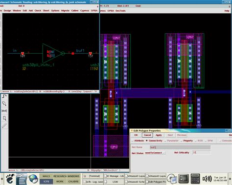 layout design in cadence virtuoso cadence virtuoso at mcc electrical mechanical drafting