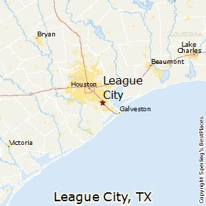 best places to live in league city