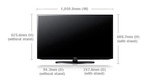 Tv Led Lg Berbagai Ukuran samsung ua46eh5306 46 quot multi system smart led tv 110 220 240 volts pal ntsc