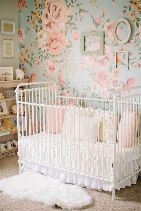 cute nursery ideas tour the sweetest vintage nursery for a baby girl iron