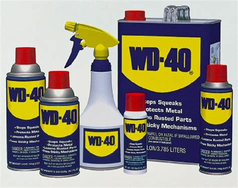 better than wd40 my husband made reservations here for my birthday
