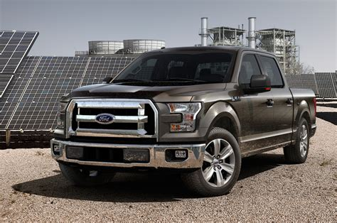 2015 Ford F-150 2.7L EcoBoost Rated 325 HP, 375 LB-FT ... F 150
