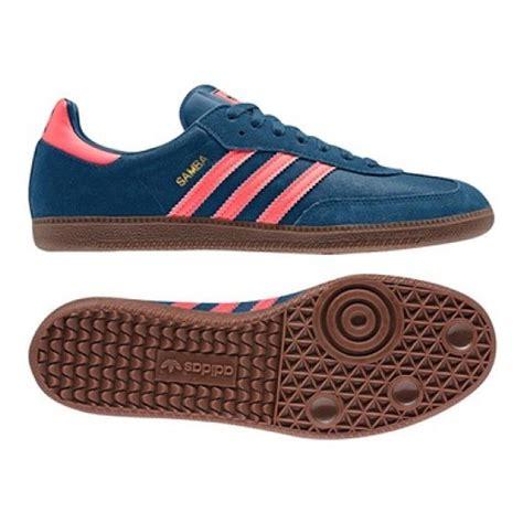 adidas samba football shoes adidas samba originals indoor soccer shoe tribe blue