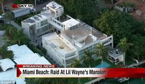 in my s house drawings by wayne t sorenson volume 1 books lil wayne s miami mansion raided by as they