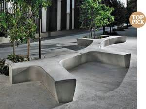17 best ideas about concrete bench on garden