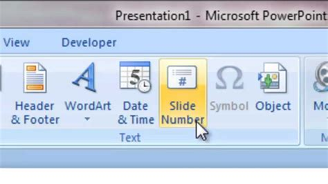 powerpoint themes not showing microsoft powerpoint how to add a slide number and how