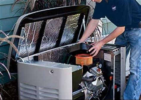 generator repair and maintenance nh me second source