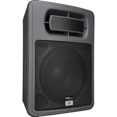 Speaker Subwoofer Peavey Peavey Pr Sub Passive Subwoofer Speaker 00571220 B H Photo