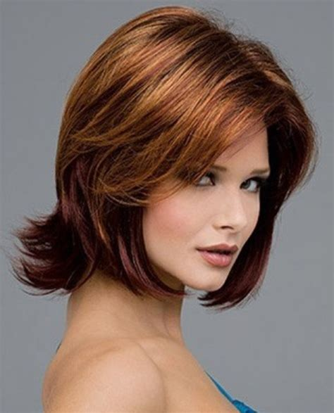 chin length layered hairstyles 2015 over 50 50 chin length haircuts chin length bob haircut for