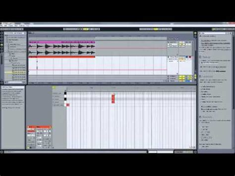 tutorial drum and bass ableton ableton drum and bass tutorial 1 making a drum beat with