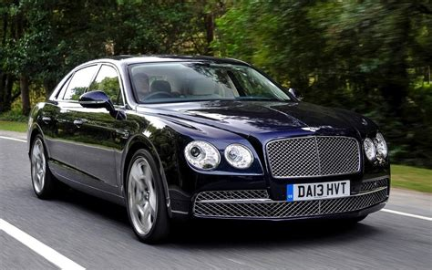 bentley bentley bentley flying spur review