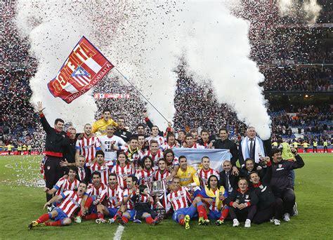 imagenes del real madrid grandes club atl 233 tico de madrid los mejores momentos de una