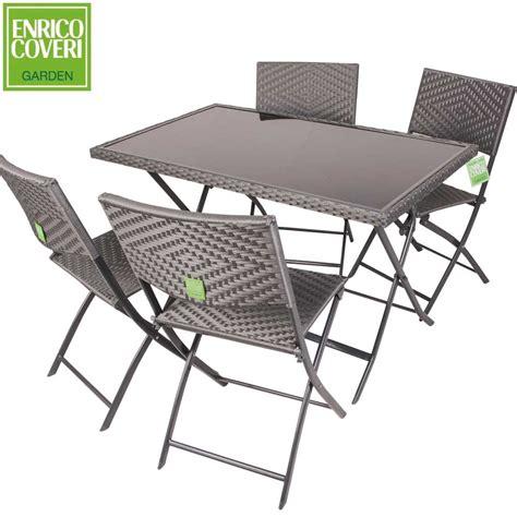set tavolo sedie sedie in rattan prezzi design casa creativa e mobili