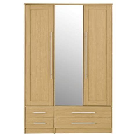 Buy Wardrobe With Drawers Buy Kendal Wardrobe With Drawers Oak Effect From