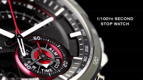 Jam Tangan Casio Anadigi Original featuring edifice era 200 sensor chronograph
