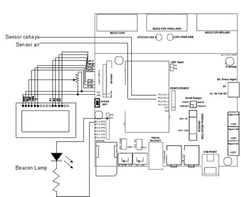 wiring diagram kelistrikan kapal 28 images aircraft