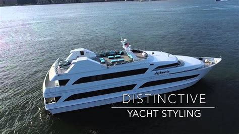 luxury boat cruise nyc atlantis yacht nyc private yacht charters youtube