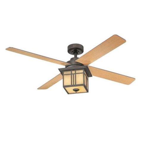 Discontinued Ceiling Fans by Westinghouse Craftsman 52 In Rubbed Bronze Ceiling