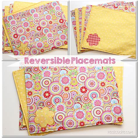 How To Make Table Mat by How To Make Placemats 187 The Real Thing With The Coake Family